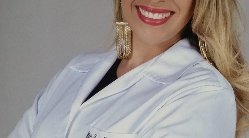 Drª. Layanne Vieira S. Cunha - Cirurgiã dentista