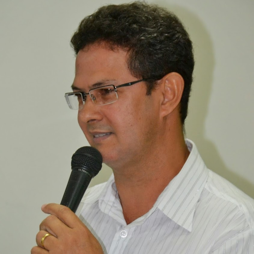 Rev. Wellington Ricardo - Pastor da  Igreja Presbiteriana Simonton Conselheiro Pena