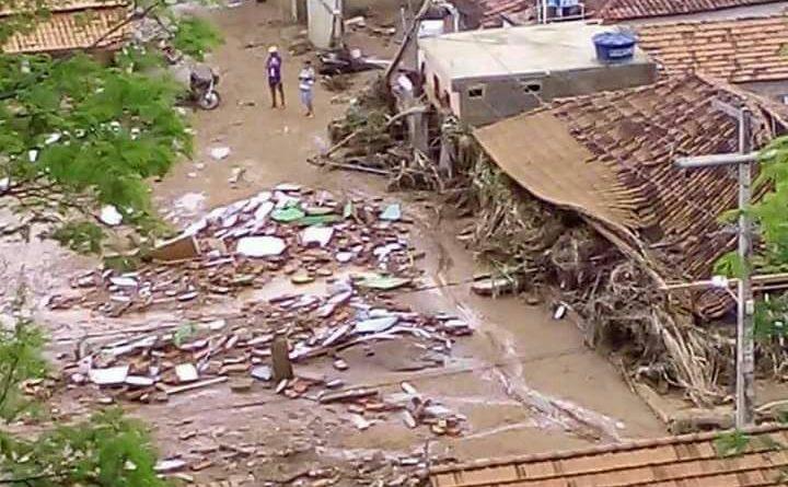 imagem de Nicolândia distrito de Resplendor - Duas pessoas morreram