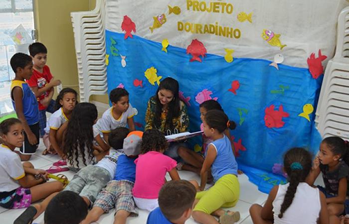 """Projeto Douradinho, """"A importância das Nascentes"""" é realizado em Cuparaque"""