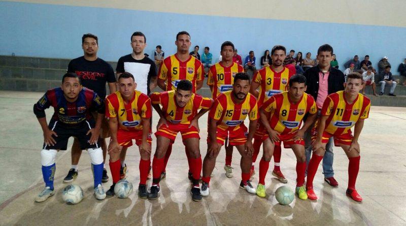 Equipe do Barcelona de Goiabeira