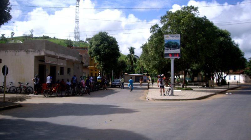 centro da cidade de Tumiritinga foto da internet