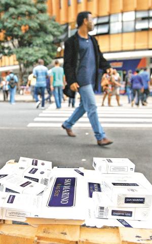 Cigarro paraguaio pode ser muito mais nocivo à saúde