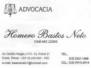 Homero Bastos