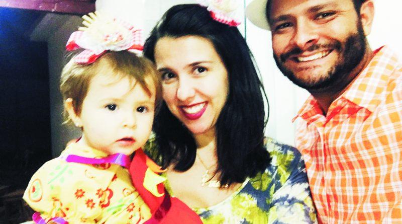 Rafael esposo da Dra. Fátima Zambom, comemora aniversário em família- Parabéns!