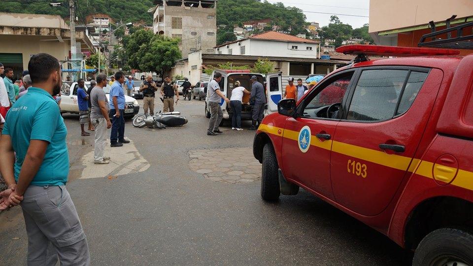 CORPO DE BOMBEIROS JÁ ESTÁ TRABALHANDO EM RESPLENDOR