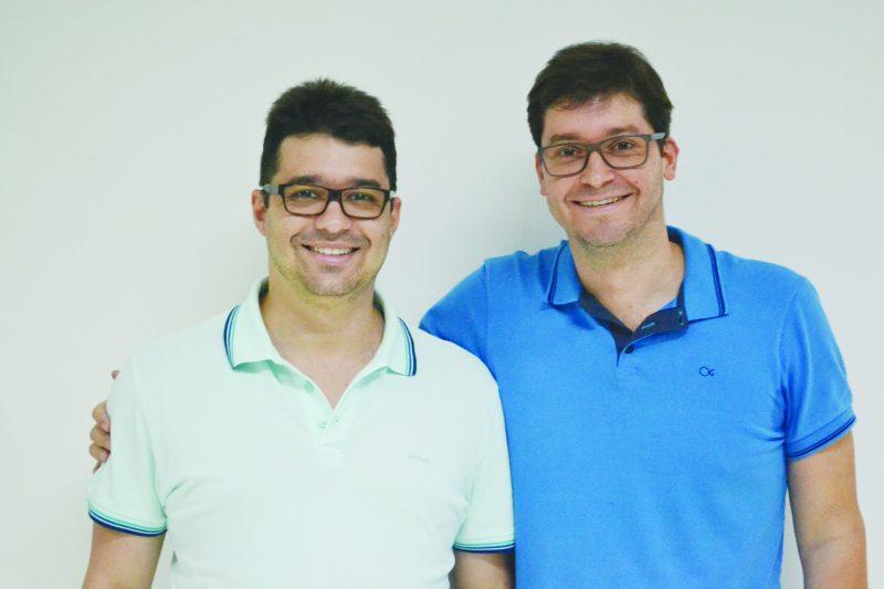 Quem é quem: Dr. Fábio Lúcio ou  Dr. Geraldo Lucas ou vice e versa?