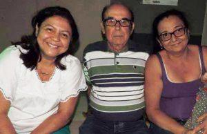 Gersonita (E) Geraldo Vicente (C) faleceram no local - D. Silvani ( D) está em estado grave