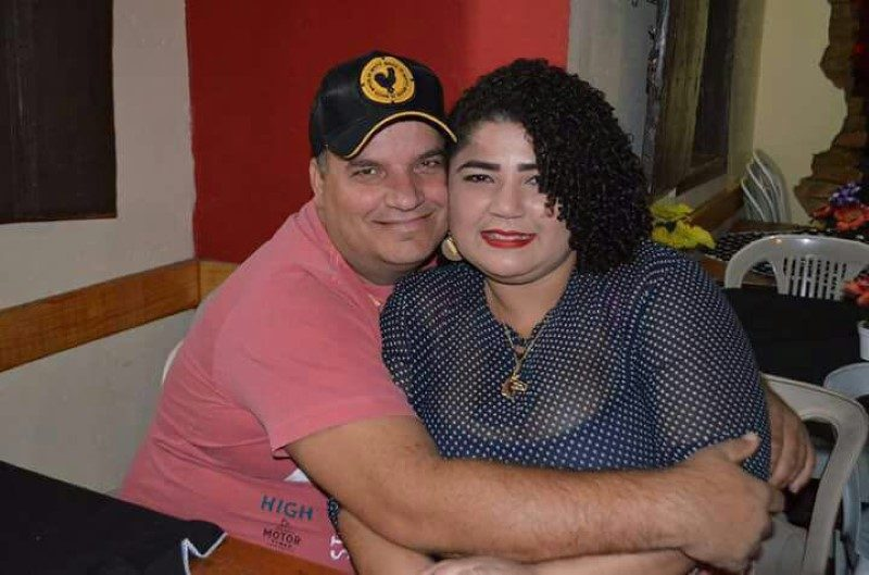 Francismar e Jéssica(prefeitura de Cuparaque) Firme amor para felicidade e sucesso em 2018