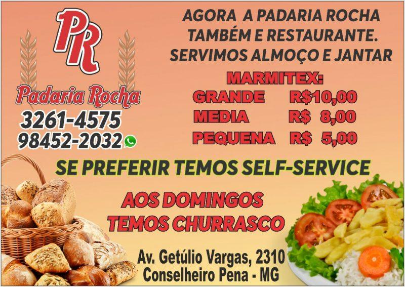 Self-service R$ 24,99 almoço e jantar Entregamos Marmitex no almoço