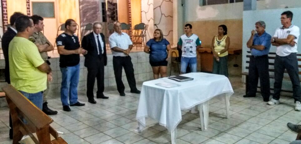 GALILEIA ELEGE DIRETORIA DA GUARDA MIRIM E PROJETO COMEÇA A SAIR DO PAPEL