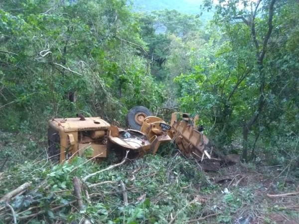 OPERADOR DE TRATOR MORRE EM ACIDENTE EM SANTA RITA DO ITUÊTO