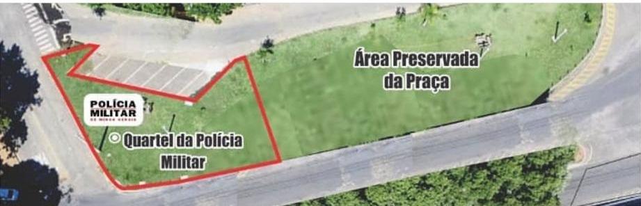 VEREADORES DE CONSELHEIRO PENA APROVAM PROJETO QUE CONCEDE ÁREA PARA CONSTRUÇÃO DE QUARTEL DA POLÍCIA MILITAR