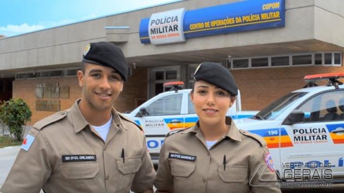 POLÍCIA MILITAR DE MINAS GERIAS ABRE CONCURSO PÚBLICO PARA 160 VAGAS