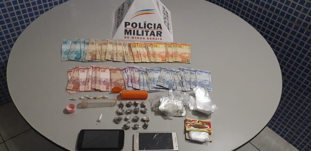 POLÍCIA MILITAR IMPÕE MAIS UMA BAIXA NO TRÁFICO DE DROGAS NA REGIÃO