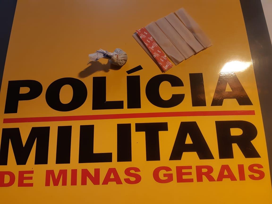 POLÍCIA MILITAR RODOVIÁRIA APREENDE MACONHA NA BR 259