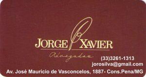 dr jorgexavier