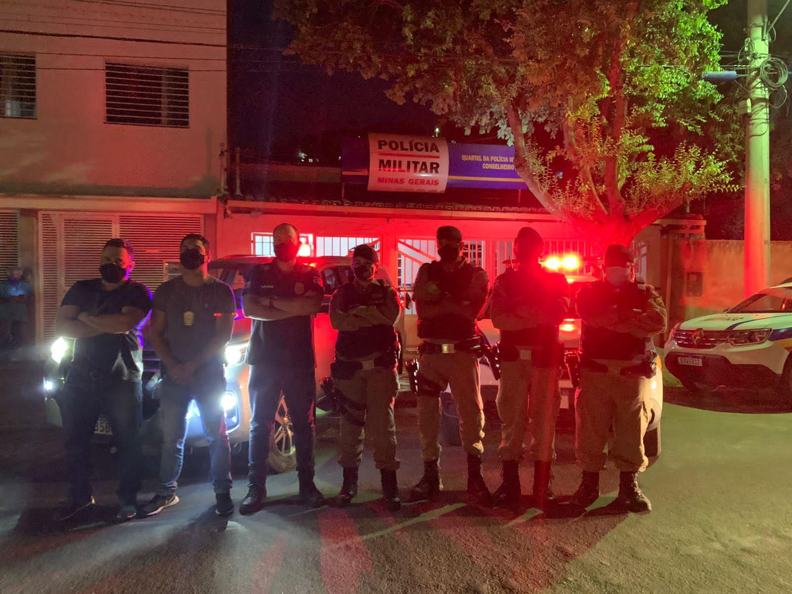 AÇÃO CONJUNTA DAS POLÍCIAS CIVIL E MILITAR PRENDEM SUSPEITO DE TENTATIVA DE ASSASSINATO NO BENEVIDES NO DIA 11
